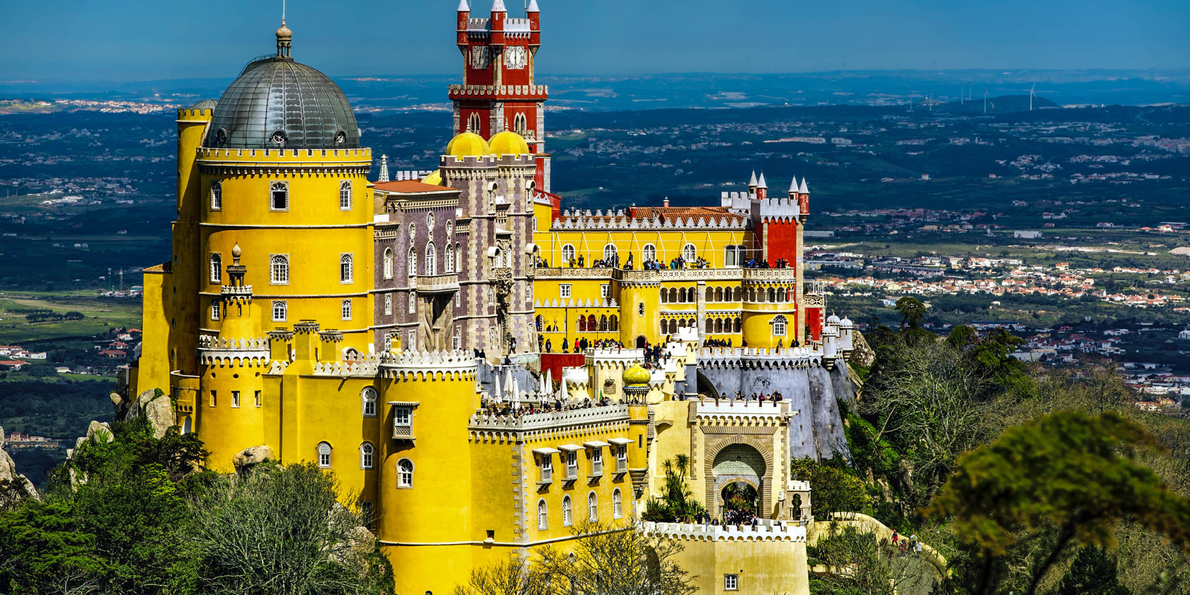 Lisboa, els castells de Sintra i la costa d'Estoril
